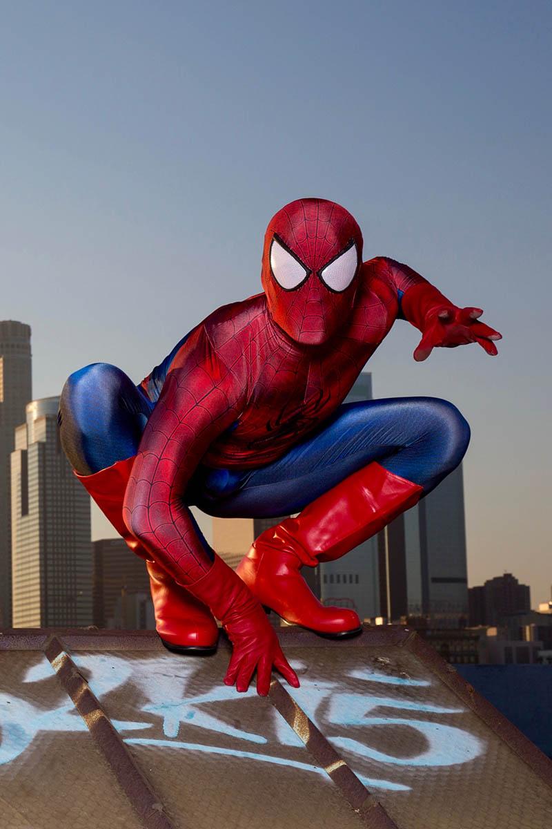 Spiderman party character for kids in cincinnati