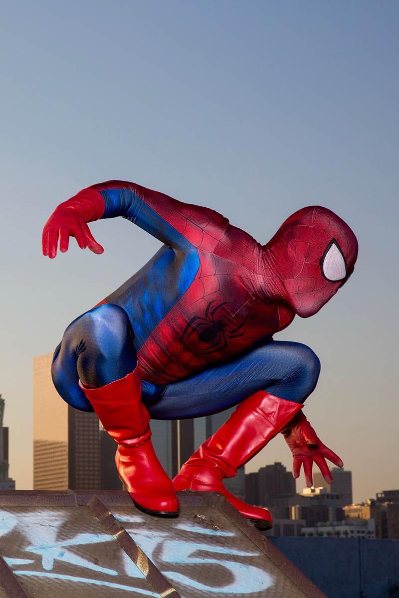Best spiderman party character for kids in cincinnati