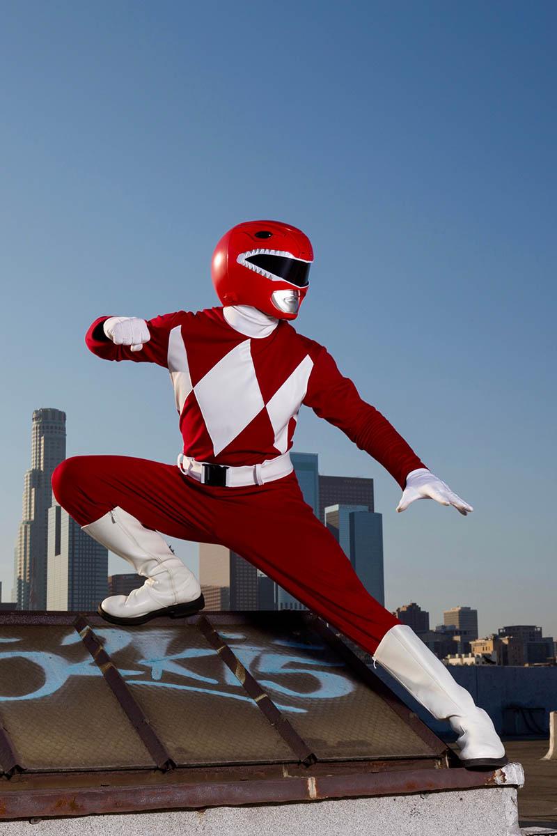 Power ranger party character for kids in cincinnati