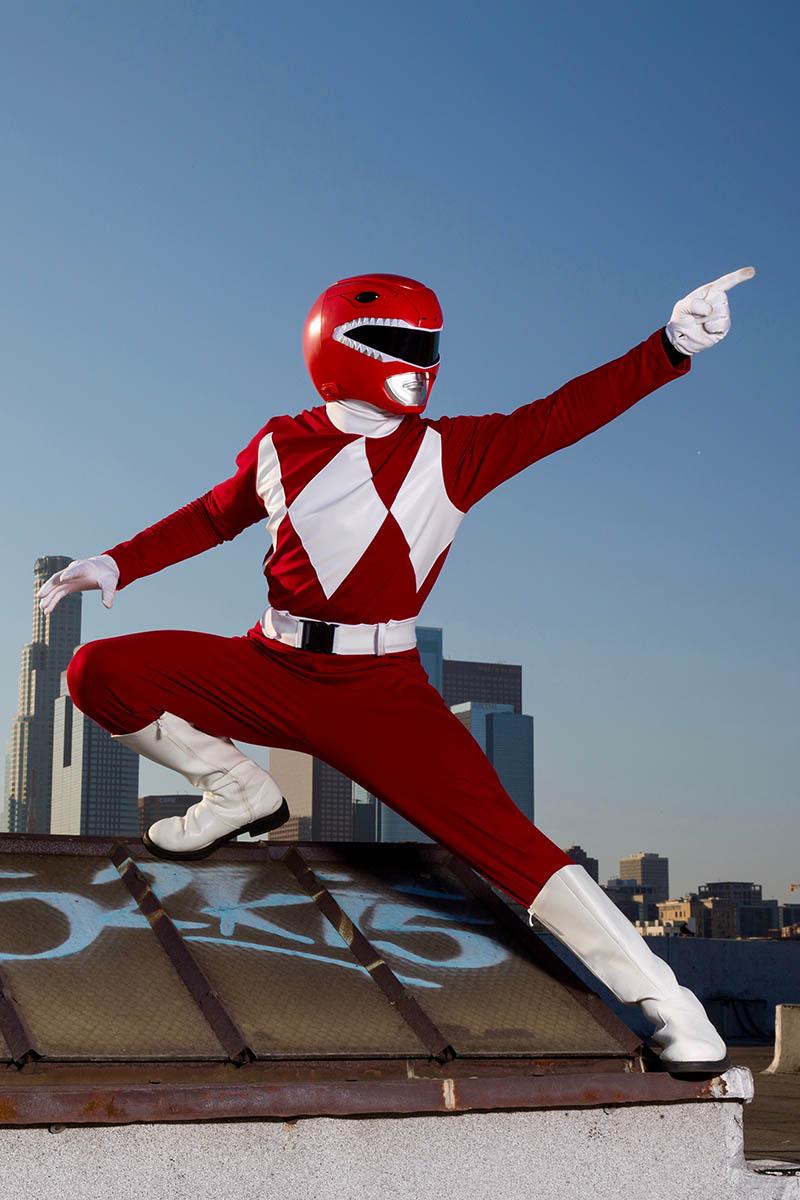 Best power ranger party character for kids in cincinnati