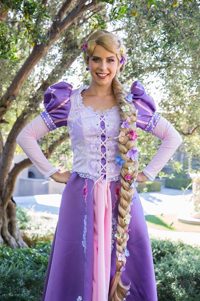 Best rapunzel party character for kids in cincinnati