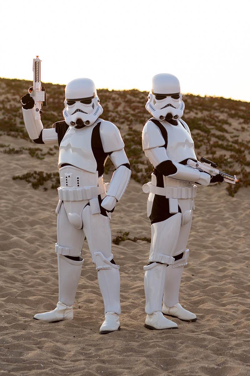 Best storm trooper party character for kids in cincinnati